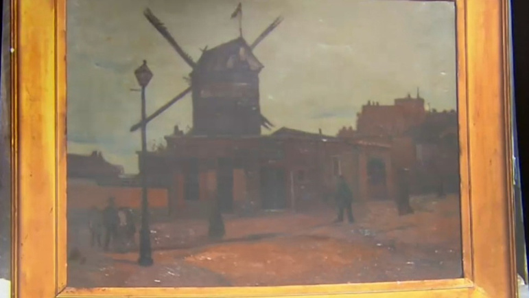 Mystery Painting In Melbourne Could Be Authentic Van Gogh Play Stuff