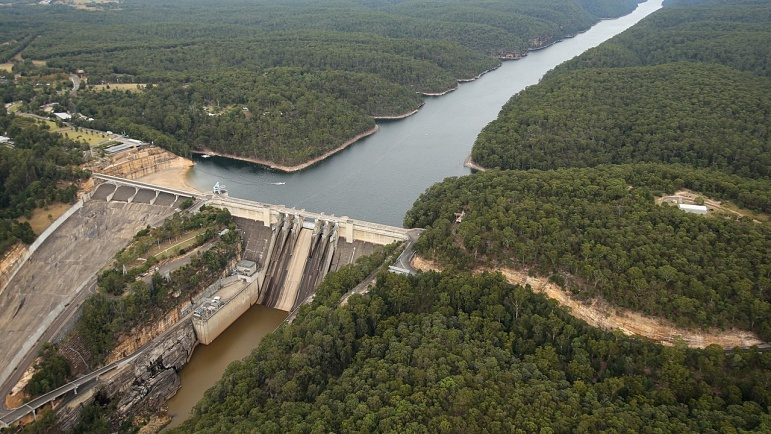 More people' requires 'more dams' | Sky News Australia
