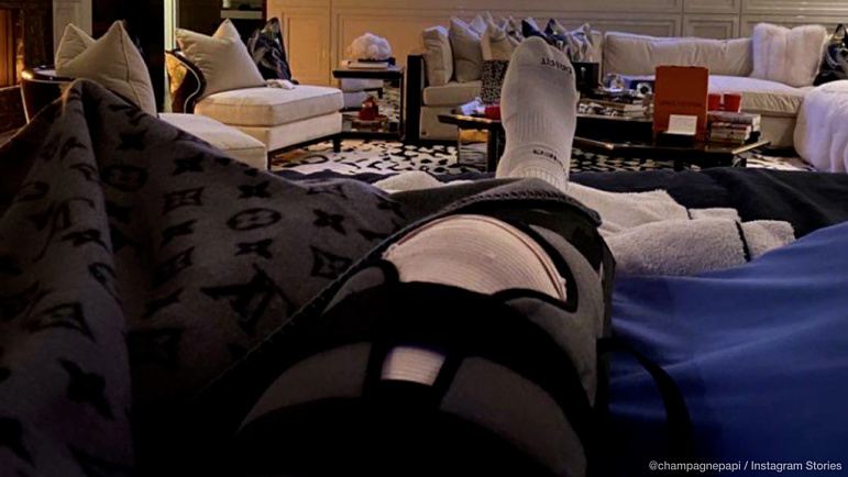 Drake aiming to 'bounce back' after knee surgery | Play Stuff