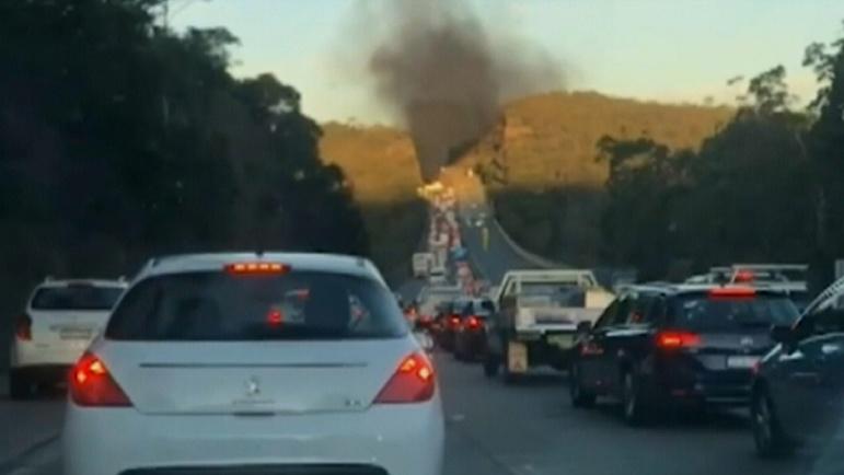 Man on bail after double fatal multi-car crash | Sky News Australia