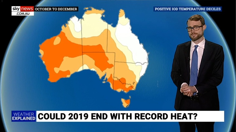 Weather Explained Could Australia Face Record Breaking Heat