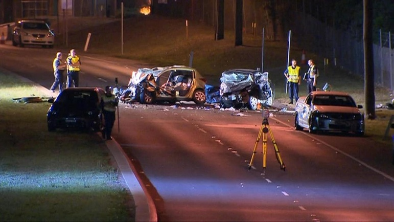 Pregnant woman killed in horror crash in Sydney's west   Sky